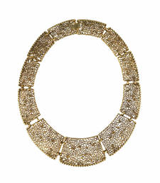 Buy The Golden Exotica Necklace online