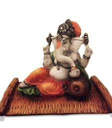 Buy Ganesha Resting on Chatai gifts-for-husband online