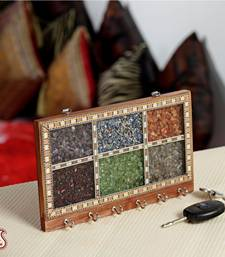 Buy Precious Stone Framed key Hanger other-home-accessory online