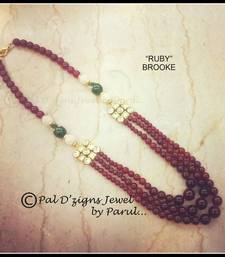 Buy Ruby Brooke Necklace online