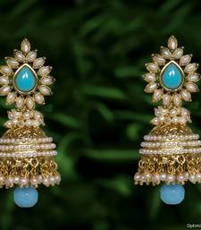 Buy Design no. 1.1249....Rs. 1850 Earring online