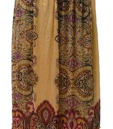 Buy Gold and Rust Red bandhani print skirt other-apparel online