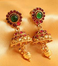 Buy EXCELLENT BEAUTIFUL REAL KEMP STONEJHUMKKA jhumka online