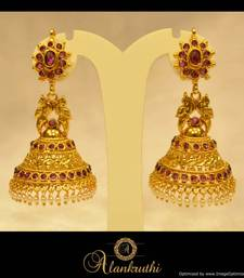 Buy Fancy Jhumkas 15 jhumka online