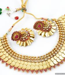 Buy Coin Necklace Collection 21 south-indian-jewellery online