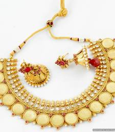 Buy Coin Necklace Collection 22 south-indian-jewellery online