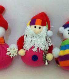 Buy Christmas,trio Snowman and Santa christmas-gift online