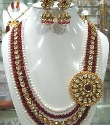 Buy Royal Designer Ethnic Collection No. 067 necklace-set online
