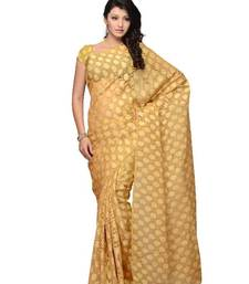 Buy Dainty Casual wear fancy saree by DIVA FASHION-Surat jacquard-saree online
