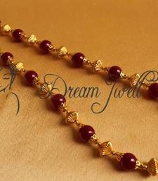 Buy GORGEOUS ELEGANT RUBY NECKLACE Necklace online