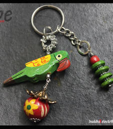 Buy Key Chain - Parrot s & Poets key-chain online