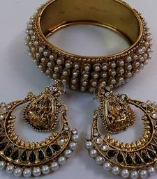 Ram Leela Earings & Designer Traditional kada shop online
