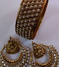 Reeti Fashions Ram leela Earings & Traditional kada shop online