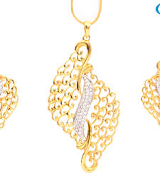Buy Latest fashion CZ diamond Pendant jewelry. Pendant online
