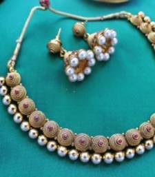 Buy Design no. 10b.1825....Rs. 1950 necklace-set online