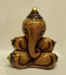 Buy Lord Ganesha as Shank ganesh-chaturthi-gift online