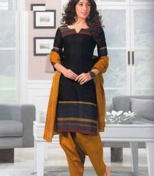 Buy Dress material cotton designer prints unstitched salwar kameez suit d.no SG427 dress-material online