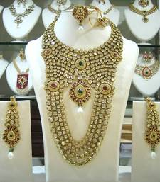 Buy Royal Designer Ethnic Collection No. 103, 8pcs set bridal-set online
