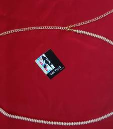 Buy Chic delicate pearl waist belt  waist-belt online