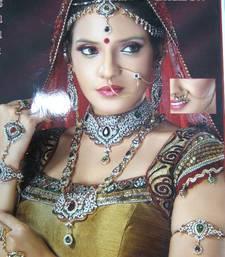 Buy Royal Designer Ethnic Bridal Collection No. 0192 bridal-set online