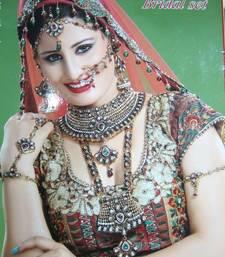 Buy Royal Designer Ethnic Bridal Collection  bridal-set online