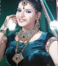 Buy Royal Designer Ethnic Collection No.  bridal-set online