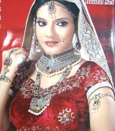 Buy Royal Designer Ethnic Collection No. 0159 bridal-set online