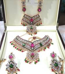 Buy Bridal Collection no.825,  8 pcs set bridal-set online