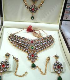 Buy Bridal Collection no. 813, 8 pcs set bridal-set online