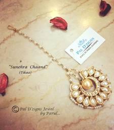 Buy Sunehra Chaand Tikaa maang-tikka online