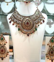 Buy Royal Bridal Designer Ethnic 8 pcs Set bridal-set online