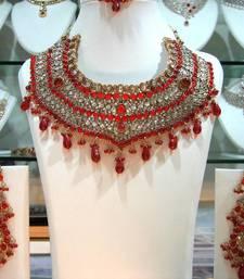 Buy Royal Designer Ethnic 4 pcs Set bridal-set online