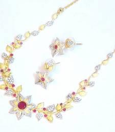 Buy Royal elegant bridal wear set 1088 bridal-set online