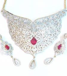 Buy Royal elegant bridal wear set 1103 bridal-set online