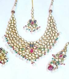 Buy Royal elegant bridal wear set 1105 bridal-set online