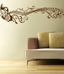 Musical Butterfly Wall decal shop online