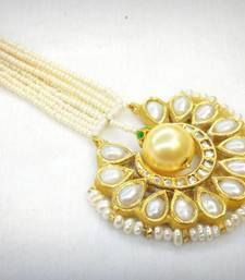 Buy Sunhera Chand Maang Tikka maang-tikka online