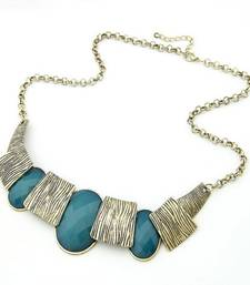 Buy Blue Ocean(CFN0140) Necklace online