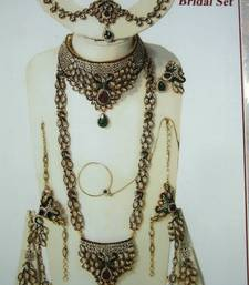Buy Bridal Collection no. 369, 8 pcs set bridal-set online