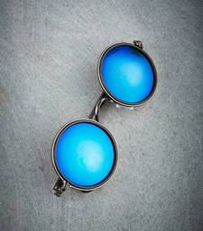 Buy BLUE REFLECTED SUNGLASSES gifts-for-her online