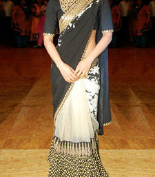 Buy PRIYANKA DIGITAL PRINT SAREE priyanka-chopra-saree online