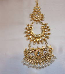 Buy Design no. 23.958.....Rs. 5500 maang-tikka online