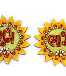 Buy Flower Shubh Labh other-home-furnishing online