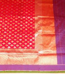 Buy AR 1008  Saree handloom pure silk/ jeorjet banarasi-silk-saree online