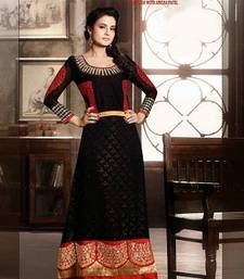 Buy Heavy worked designer salwar kameez by amisha patel party-wear-salwar-kameez online