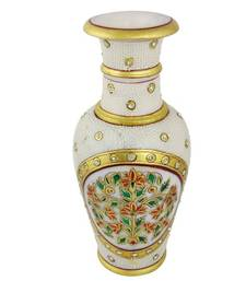 Buy Marble flower pot vase online