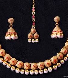 Buy Design no. 10b.2022....Rs. 1950 Necklace online