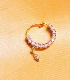 Buy diamond nose ring nose-ring online