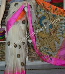 Buy pen kalamkari saree kalamkari-saree online
