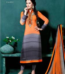 Buy Awesome Designer Long Straight SUit salwars-and-churidar online